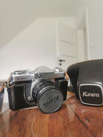 Zabytkowy aparat fotograficzny KOWA SE