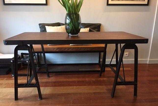 Stół industralny 160x80 cm