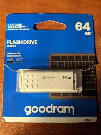 Pendrive 64GB Goodram Nowy