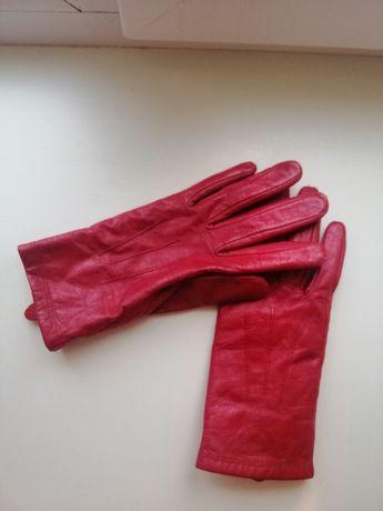 Шикарные женские кожаные перчатки Marks&Spencer!
