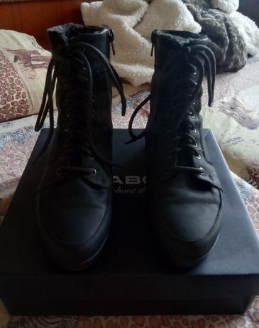 Брендовые демисезонные ботинки Vagabond.