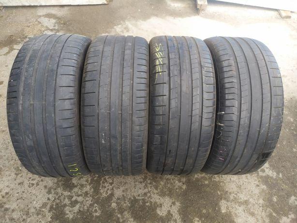 285/40 R21 Pirelli Pzero 109Y 4шт літні шини 2019р