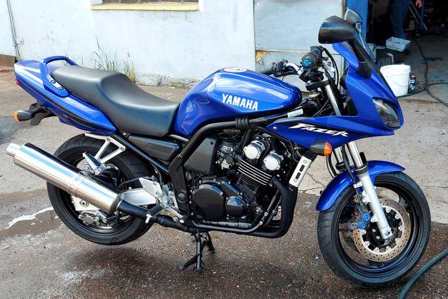 Yamaha fzs 600 fazer oryginał , jak nowa 21 tys km