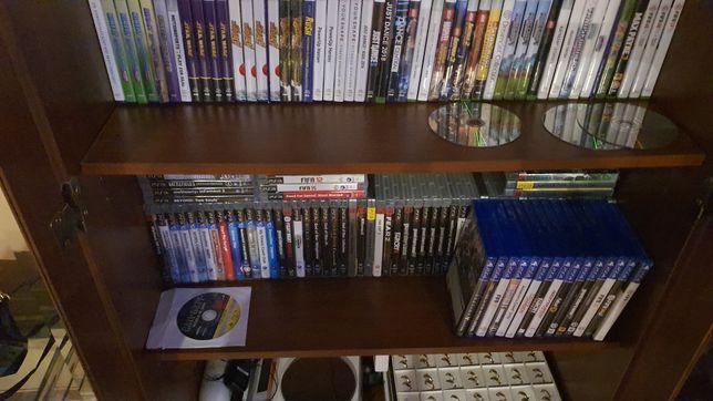 Gry Xbox360 One PS4 Ps3 Wyprzedaż kolekcji ceny od20zł 500tytułów!