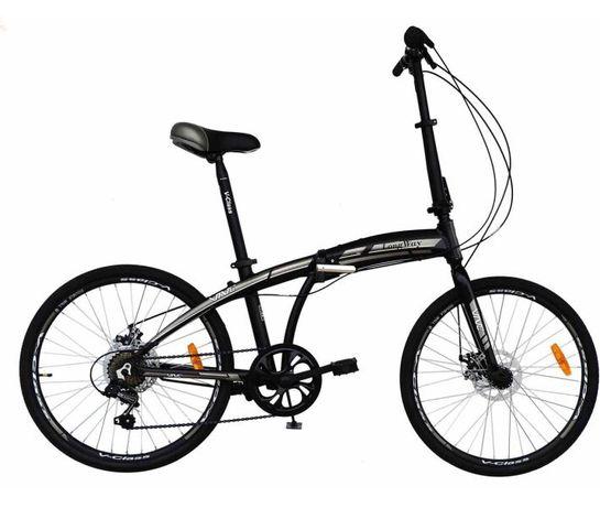"""Продам Велосипед VNC 24"""" LongWay EQ, 38см, складной"""