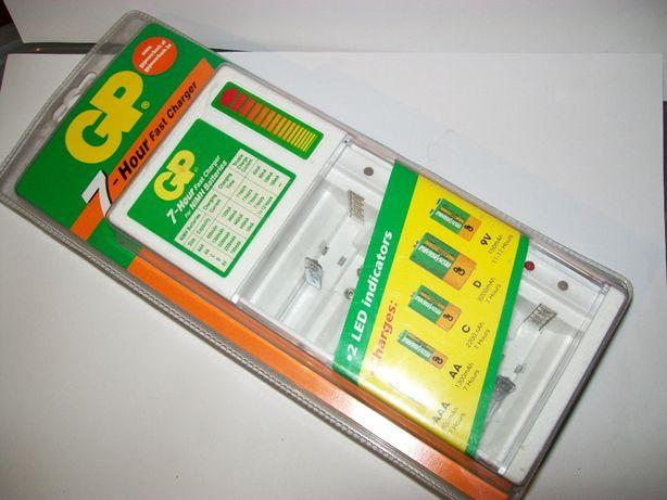 GP ładowarka do akumulatorów na 5 rodzajów !!!