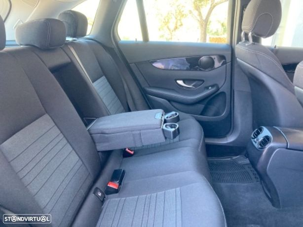 Mercedes-Benz GLC 250 d 4-Matic