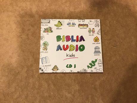 Biblia audio kids CD 1