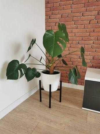 Kwietnik metalowy stojak na kwiaty nowoczesny Loft