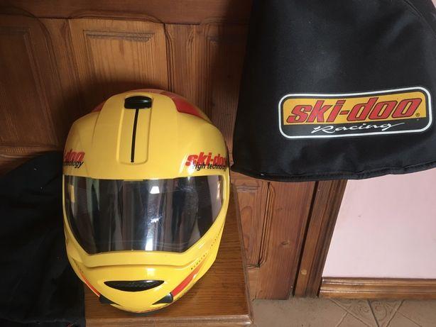 Мотошолом шлем Ski-Doo Бельгія Новий стан