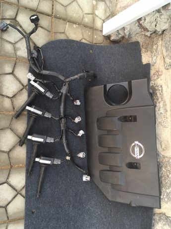 Катушка Bosch 0 221 604 014 Nissan Tiida 06-10 разборка