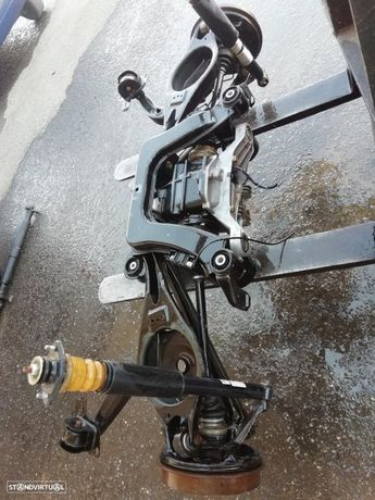 Pinha + eixo traseiro - BMW 318tds E36