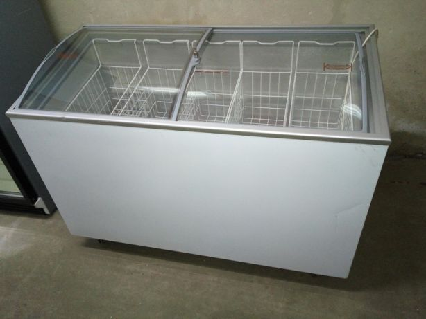 Морозильна камера скриня