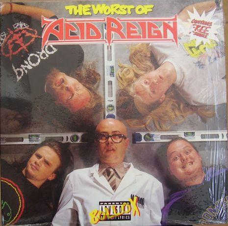 Acid Reign-The Worst Of Acid Reign
