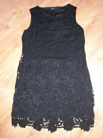 Sukienka XL komunia wesele impreza mała czarna