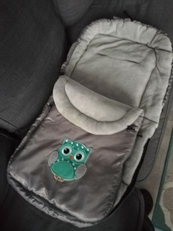 Śpiwór do wózka, fotelika