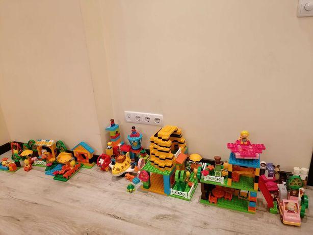 Конструкторы Lego Duplo, Unico Plus
