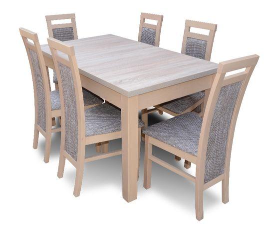 Zestaw do jadalni Z22 - stół + 6 krzeseł
