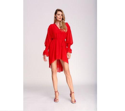 LA MANIA Sukienka KENAI Czerwona Rozmiar uniwersalny