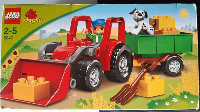 Lego Duplo 5647 Traktor