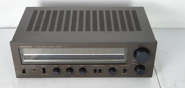 Wzmacniacz Technics SA 202 Vintage Dobór Audio 2x45W 4 ohm