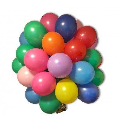 Шары воздушные, кульки повітряні 8 см (фотозона, декор)