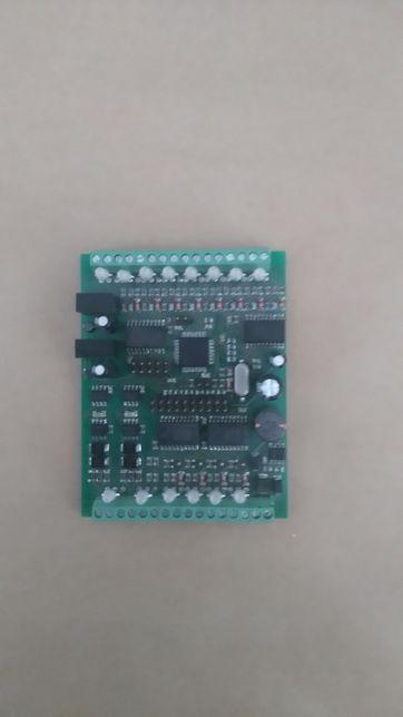 STM32F107 контроллер с CAN интерфейсом.