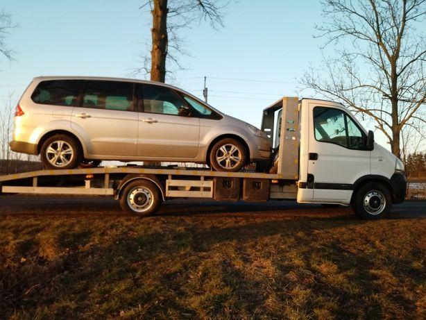 Zgorzelec Niemcy Autolaweta Laweta Pomoc Drogowa Osobowe Busy Jeep Van