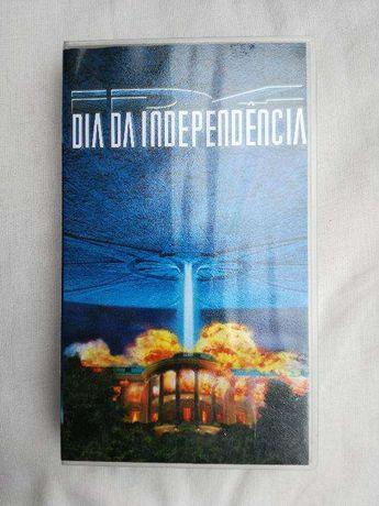 Independence Day - O Dia da Independência (VHS)