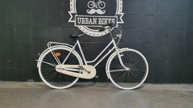 Rower miejski dwururka Amsterdam Damka 3 biegi 55 cm Urban Bikes