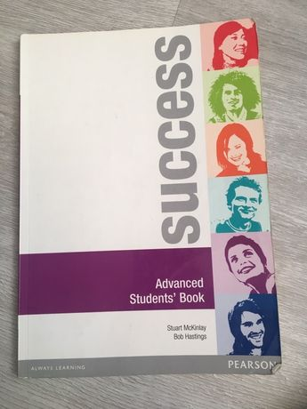 Success Advanced Students' Book