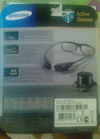 Продам 3D очки на телевизоры TV Smart Samsung SSG-3700 Б\У
