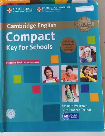Manuais de Inglês do Cambridge