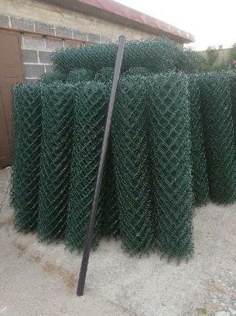 Montaż ogrodzen z siatki i paneli