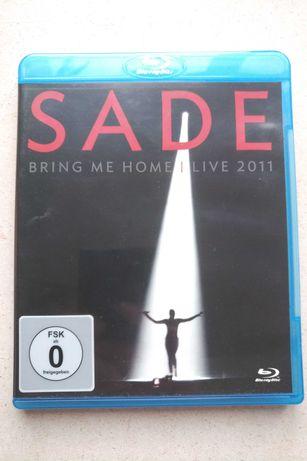 Koncert Sade Bring Me Home Live 2011 Blue-ray Disc