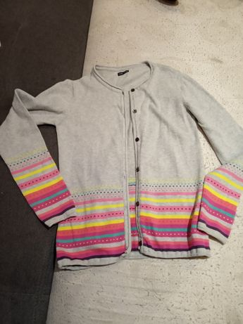 Sweter rozpinany 152 cm 11-12 lat Endo