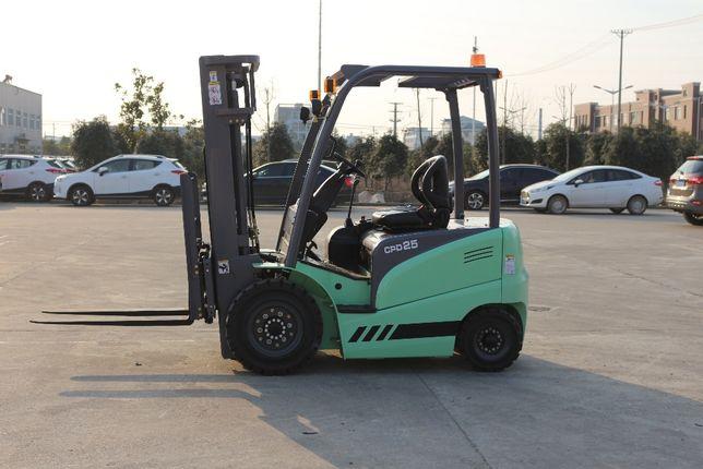 Elektryczny wózek widłowy 1.5T, 1.8T, 2T, 2.5T, 3T, 3.5T