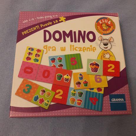 Gra Domino 5-8lat
