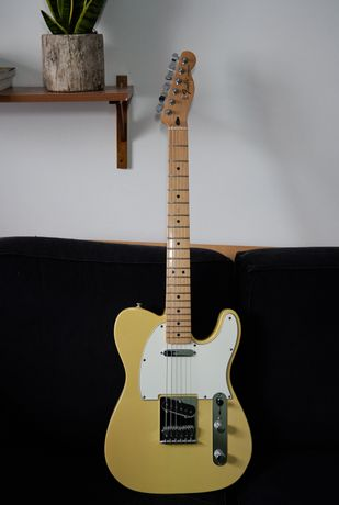 Fender Telecaster MiM (com extras)