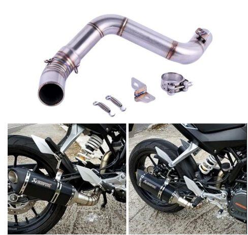 Dolot wydechu kolektor KTM DUKE 125 / 200 / 250 / 390 / 2012-16r