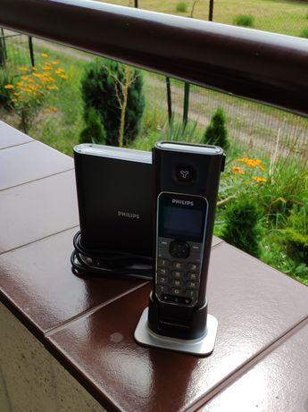 Telefon Philips VOIP4331S/05 darmowe połączenia przez Internet