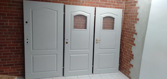 Drzwi Porta - 3 szt.