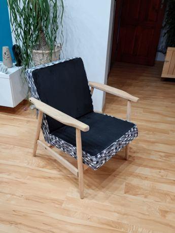 Fotel PRL Śnieżnik