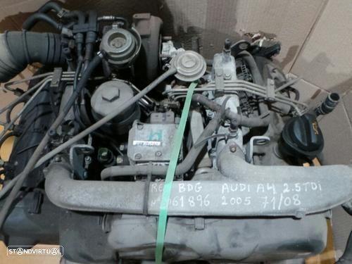 Motor Audi A4 (8Ec, B7)