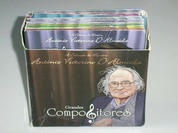 Coleção de Cds de Música Classica