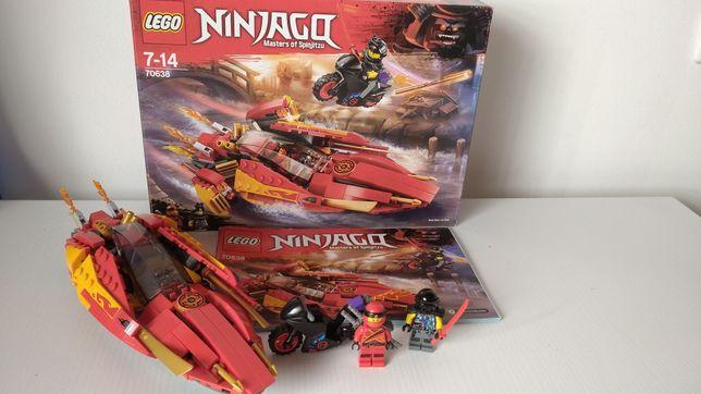 Lego Ninjago 70638 Оригинал