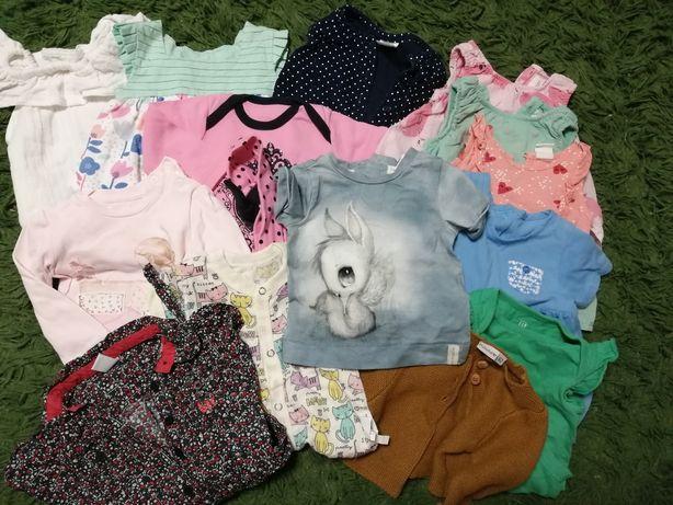 Пакет фирменных вещей на девочку