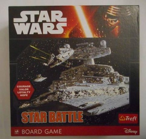 Gra Star Wars Star Battle
