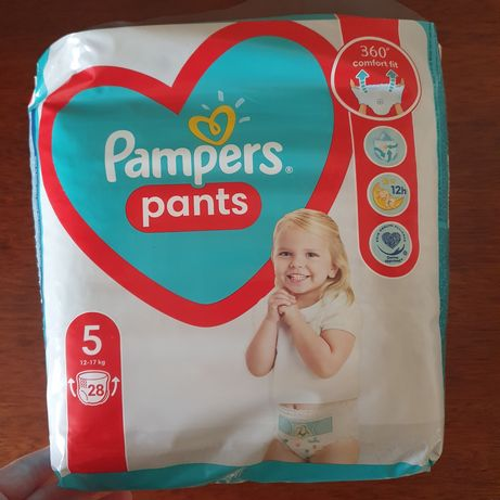 Pampers pants 5,памперсы трусики