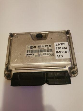 Komputer sterownik 1.9 TDI VW GOLF 4 ATD seat audi chip tuning